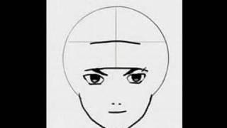 How to draw Sasuke from Naruto