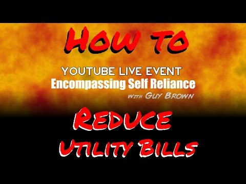 How to LOWER your Utility BILLS with these SIMPLE tips and tricks