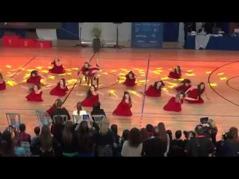 Greek open 2015. Contemporary ADULT. 1 place. PIROUETTA DANC
