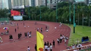 Hpccss開平中學校運會 2016 男乙400米決賽