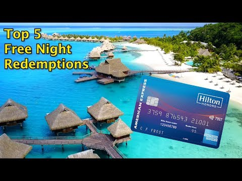 Top 5 Hotels For Hilton Ascend Card Free Night Redemption