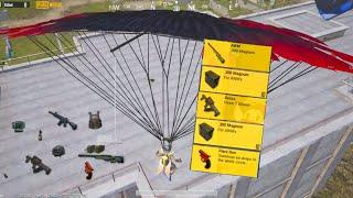 REAL I LANDED oฑ FLARE GUN AWM+GROZA😍Pubg Mobile