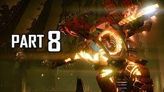 Destiny The Taken King Walkthrough Part 8 - Shield Brothers Strike (PS4 Gameplay)