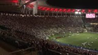 Soccer fans pay tribute to Brazil fire victims
