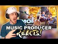 Music Producer Reacts to K/DA - MORE   League of Legends