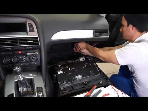Audi A6 Mmi Aux Ing 197 Ng 3 5mm Spotify Youtube
