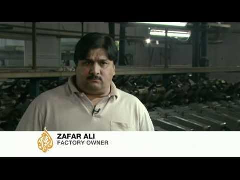 Grim future for Pakistan's textile industry