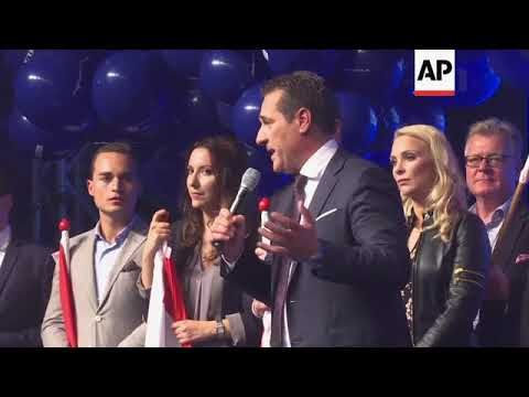 Freedom Party leader: We insist on change in Austria