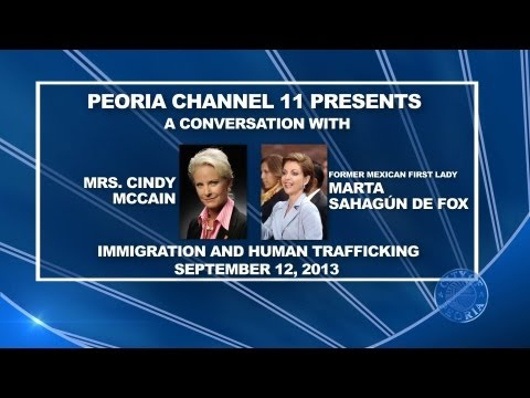 A Conversation with Cindy McCain