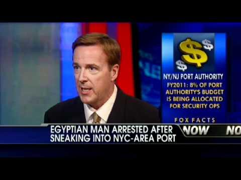 Arrest in Port Newark Sparks Terror Investigation