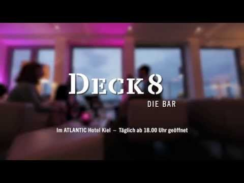 Bar Deck 8 im ATLANTIC Hotel Kiel – Der Kinospot