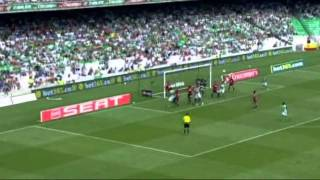 REAL BETIS 1 - 0 MALLORCA (11 SEP 2011)
