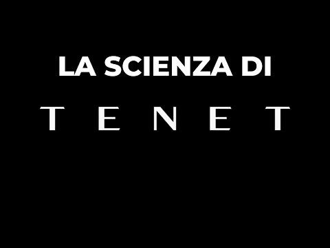 La scienza di TENET -- [Senza spoiler]