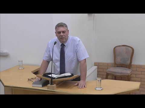 Κατά Λουκά η' 40-56 | Νικολακόπουλος Λευτέρης
