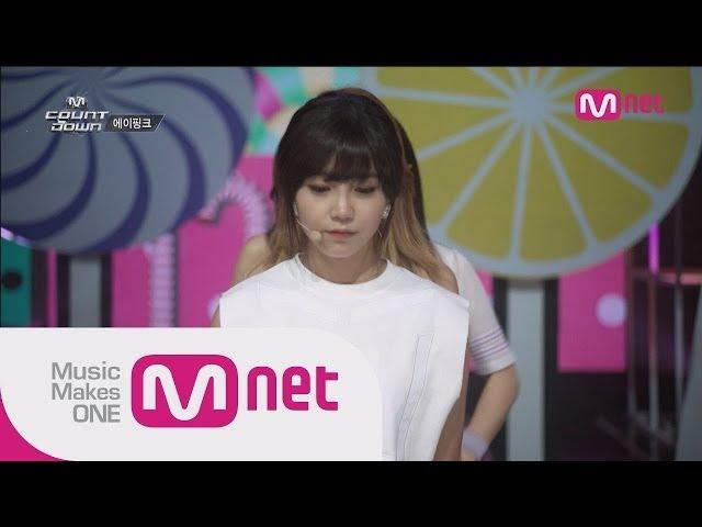 Mnet [엠카운트다운] Ep.384 : 에이핑크(Apink) - 노노노 + 미스터 츄(NoNoNo + Mr. Chu)@M COUNTDOWN_140710