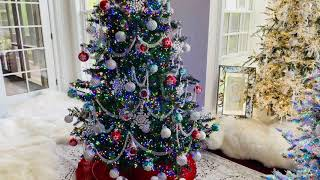 Lisa Robertson Christmas Trees 2021 Multi Color Christmas That Dreams Are Made Of Youtube