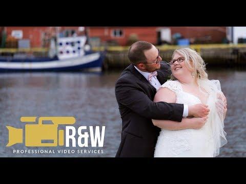 Kaytlyn & Jordan   Petty Harbour   R&W Media Wedding Film