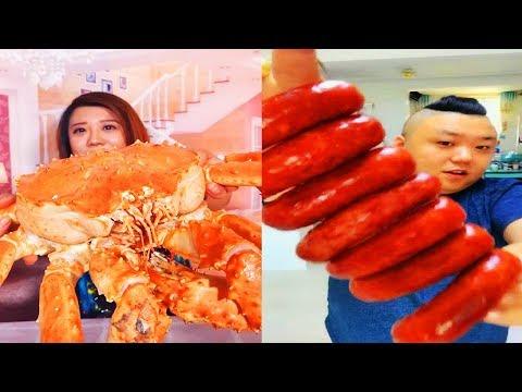 eating-show-compilation-chinese-food-mukbang-challenge-beauty-eat-strange-food-asian-food-no-48