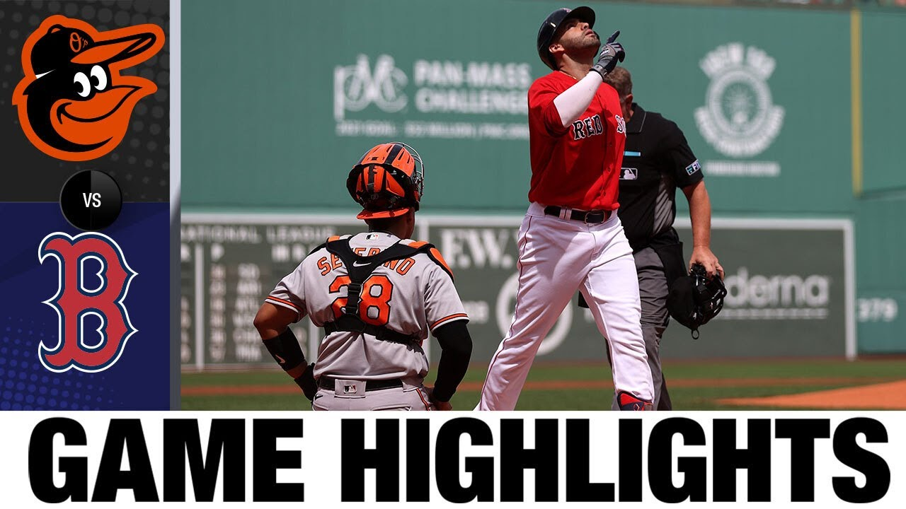 Download Orioles vs. Red Sox Game Highlights (8/15/21)   MLB Highlights