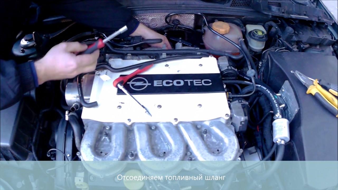 #021 снятие  впускного коллектора  Audi 3.0 TDI (CASA,CASB)