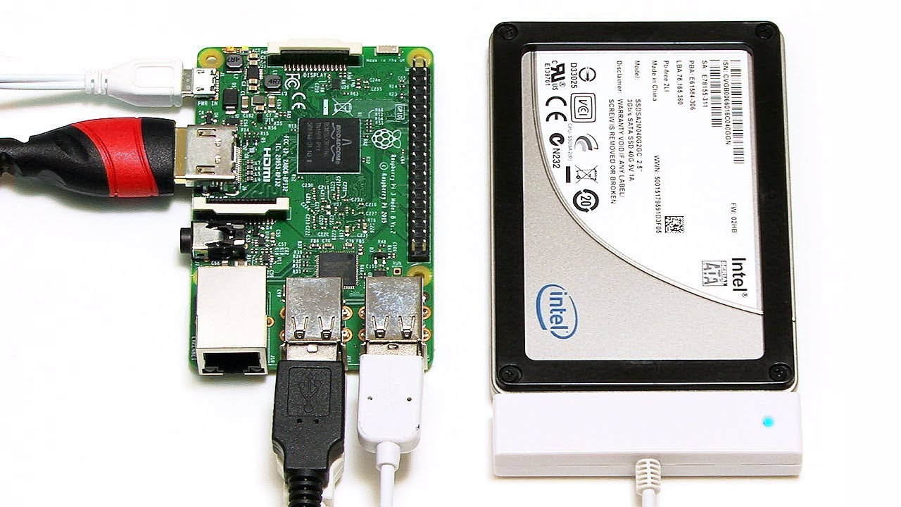 Raspberry Pi 3 USB SSD Boot