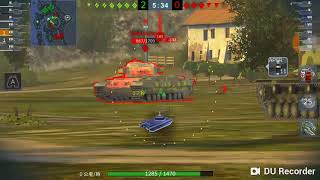 Wotb / Carry with my OXO bro ! / IS-6 , KV-4 gameplay