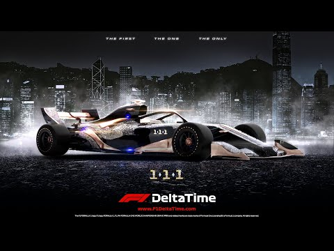 "F1® Delta Time Apex Race Car ""1-1-1""  - 360 Video"