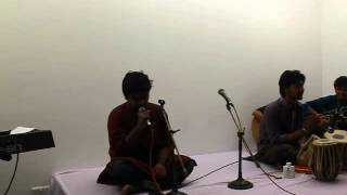 Ahmed Rajib- Akash Mati ( Cover By Maksud).flv