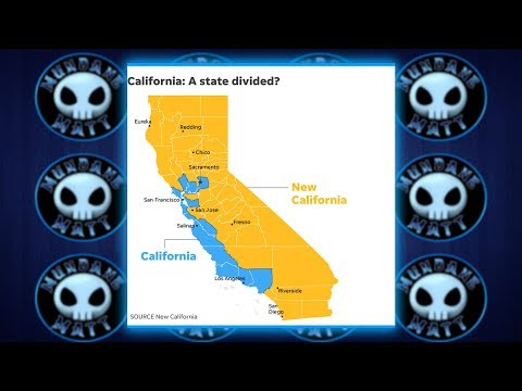 Separatist group declares New California as 51st state