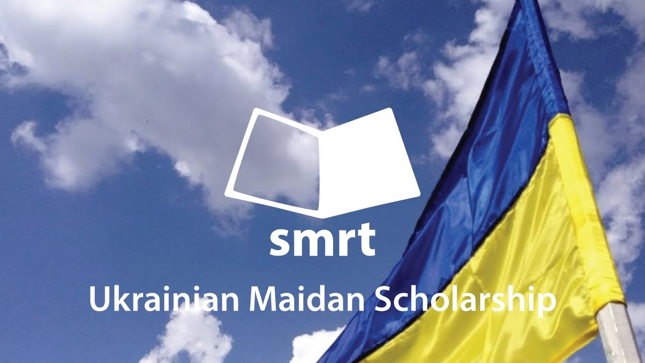Ukrainian Maidan Students - Smrt Scholarship for students affected by the Maidan Square uprising