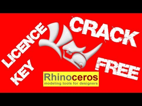 Rhino 5 crack 2018 with licence key - YouTube