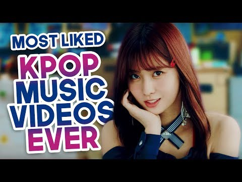 «TOP 100» MOST LIKED K-POP MUSIC VIDEOS EVER