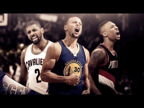 NBA  Steph Curry, Kyrie Irving, Damian Lillard Mix ᴴᴰ  Go Hard or Go Home