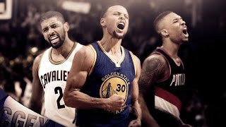 "Nba - steph curry, kyrie irving, damian lillard mix ᴴᴰ - ""go hard or go home"""