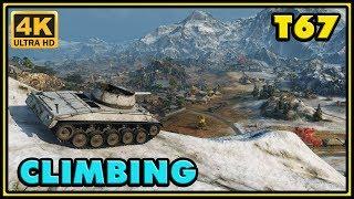 World of Tanks | Climbing - T67 - 12 Kills - 2,6K Damage - 1 VS 7 Gameplay
