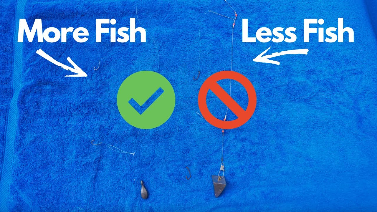 Download How to Tie Bottom Rig - Catch More Fish and Save $ (Beach Fishing Rig)