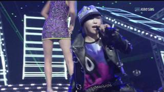 2NE1_0710 _SBS Popular Music _ I AM THE BEST (내가 제일 잘나가)