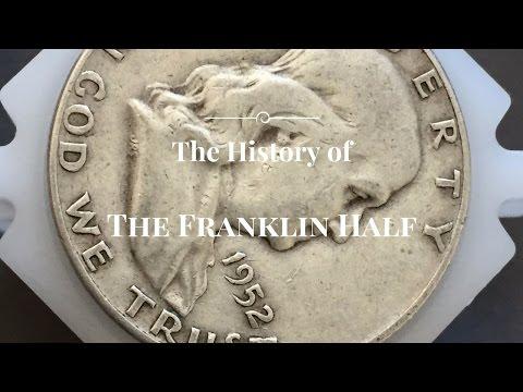 Silver History Sunday - The Franklin Half Dollar