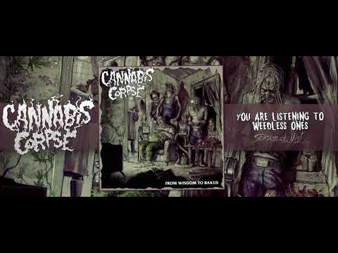 Cannabis Corpse - From Wisdom to Baked (2014) full album