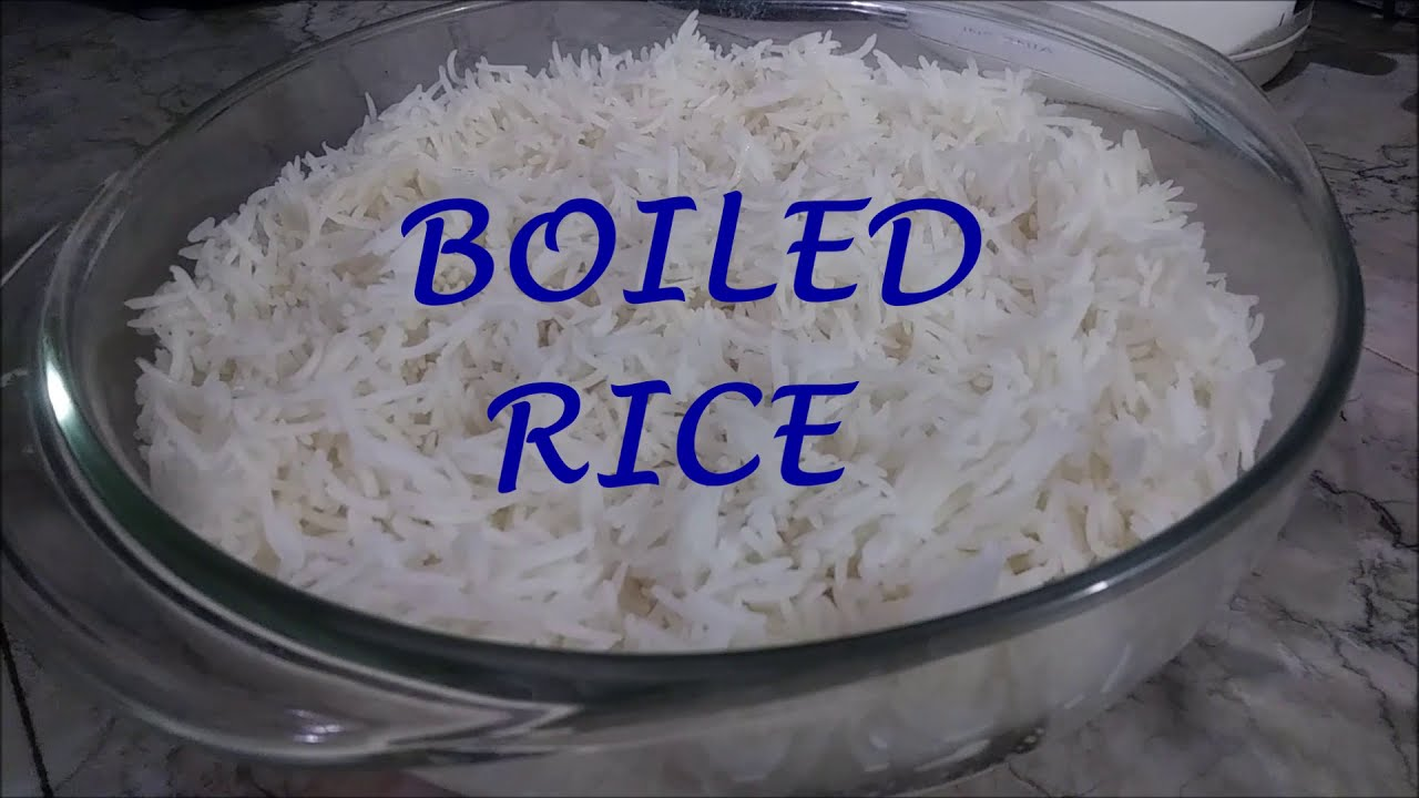 How To Cook Perfect Rice In The Microwave Youtube