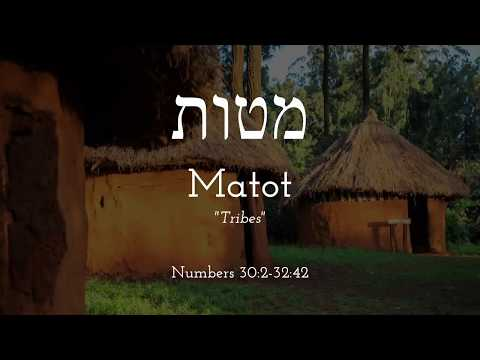 Matot - Free Biblical Hebrew Lessons
