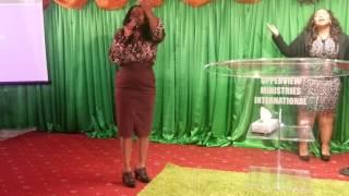 Ndaiwana Hama - Ivy Kombo-Kasi Leading Worship .mp4