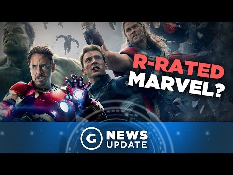 Will Disney Make R-Rated Marvel Movies? CEO Weighs In - GS News Update