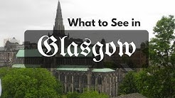 What to See in Glasgow Scotland | Fun Family Tour of Museums and Historic Sites