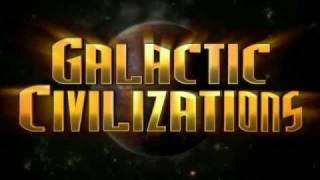 Galactic Civilizations II: Dread Lords ~ Intro