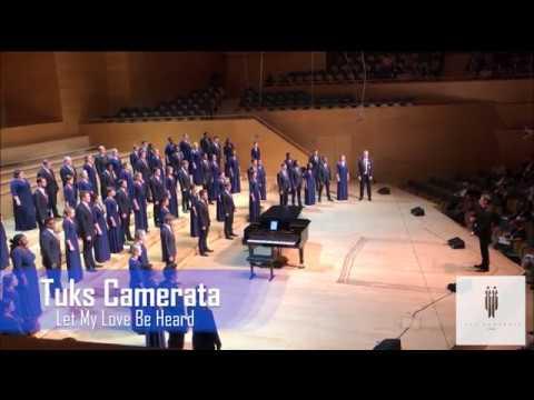 Let my love be heard - Jake Runestad (Tuks Camerata)