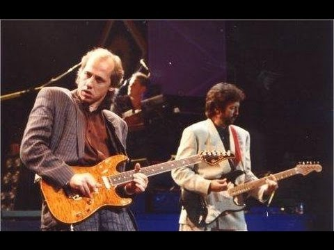 MARK KNOPFLER (Dire Straits) & ERIC CLAPTON - Sultans of Swing