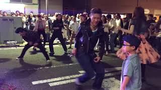 「ツッパリハイスクールロックンロール」JOHNNY PANDORA 2018.5.3 吉田町じゅうビアガーデン  ◆◇Good Spirits◇◆