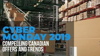 Canadian Cyber Monday Offers And Tech Trends
