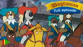 Пёс Д'Артаньян и Три Мушкетёра 12  | Мультфильмы |